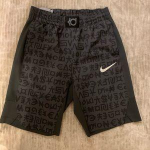 Boys Medium Nike KD shorts